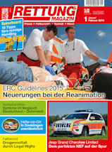 Rettungs-Magazin 1/2014