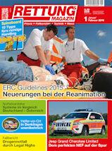 Rettungs-Magazin 1/2014