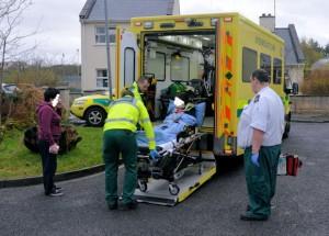 Rettungsdienst Irland