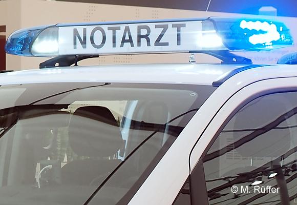 In Freital fehlte an zwei Tagen ein Notarzt zur Besetzung des NEF. Symbolfoto: Michael Rüffer