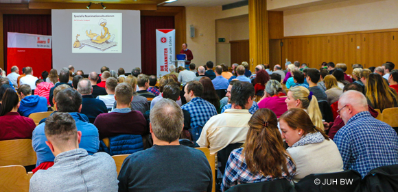 Notfallmedizinische Tagung der Johanniter Baden-Wuerttemberg