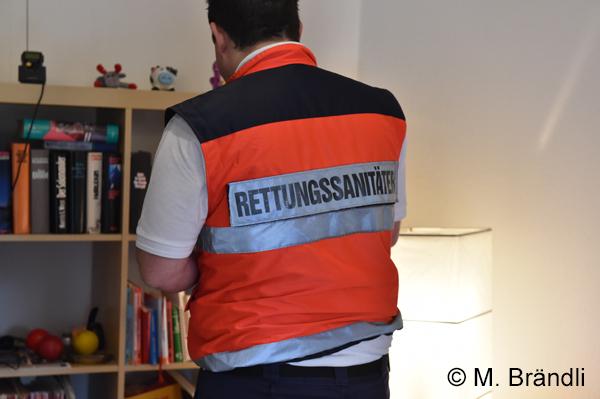 Symbolbild_Rettungssanitäter_Brändli