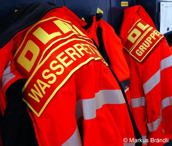 DLRG Esslingen  WRD  Einsatzkleidung  PSA