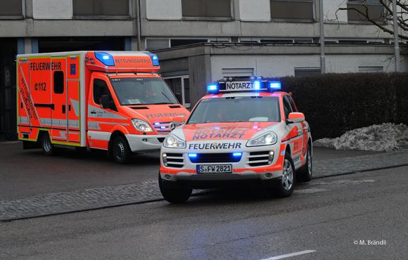 Rettungsdienst Stuttgart