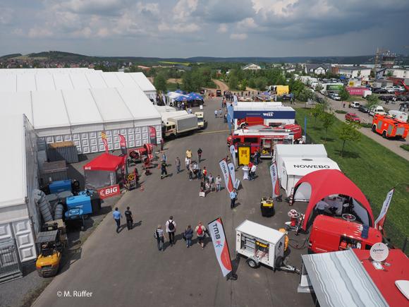 RettMobil Fulda 2016
