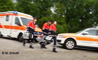 Symbolbild Rettungskräfte