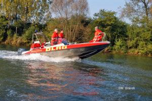 Wasserettung Boot