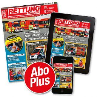 AboPlus Rettungs-Magazin