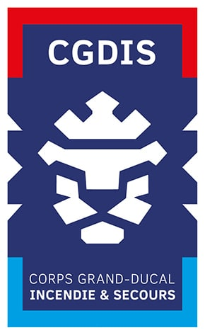 Luxemburg CGDIS Logo