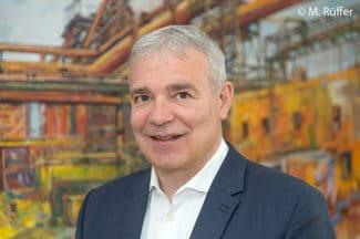 Luxemburgs Innenminister Dan Kersch