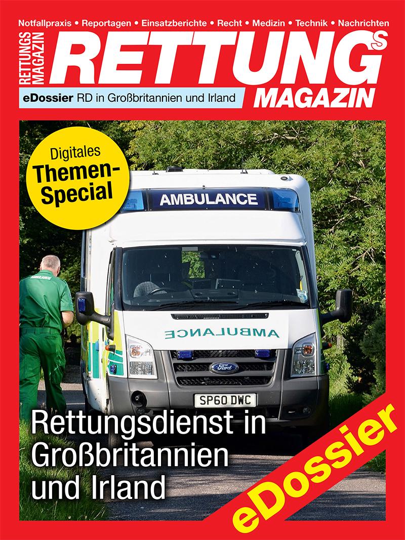 Produkt: Download Rettungsdienst in Großbritannien und Irland