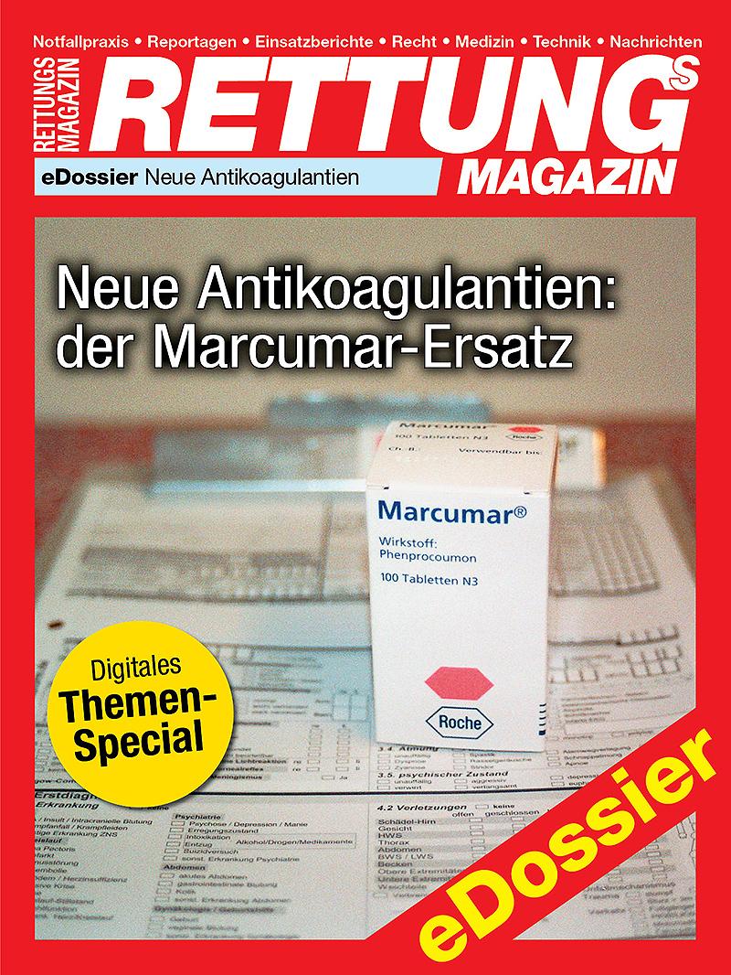 Produkt: Download Neue Antikoagulantien: der Marcumar-Ersatz