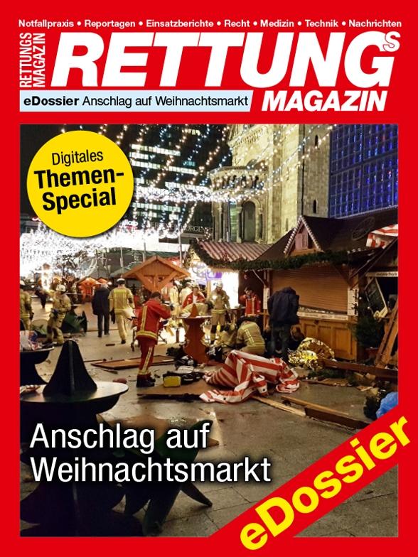 Produkt: Anschlag auf Weihnachtsmarkt