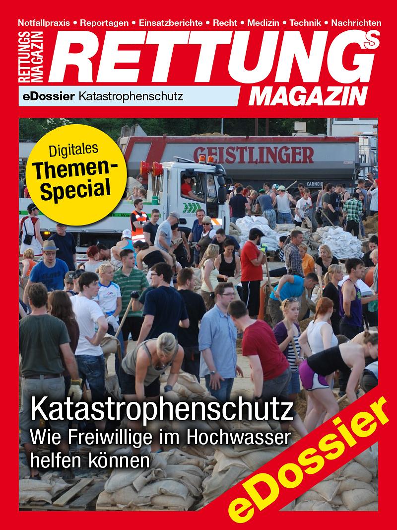 Produkt: Download Katastrophenschutz: Deutschland sucht freiwillige Helfer