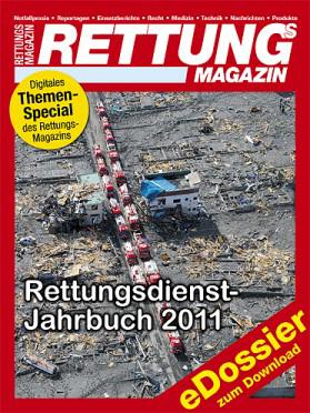 Produkt: Download Rettungsdienst-Jahrbuch 2011