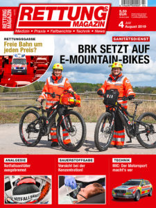Produkt: Rettungs-Magazin 4/2019 Digital