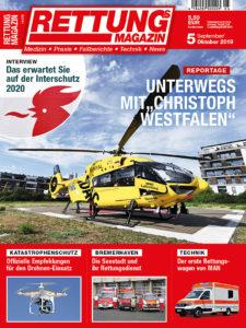 Produkt: Rettungs-Magazin 5/2019
