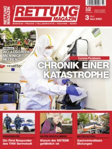 Produkt: Rettungs-Magazin 3/2020 Digital