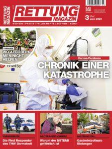 Produkt: Rettungs-Magazin 3/2020