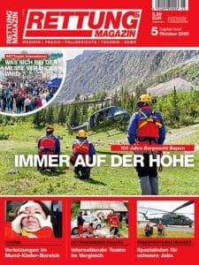Produkt: Rettungs-Magazin 5/2020